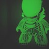 Alien Xenomorph, Green GID Variant, Loot Crate Exclusive