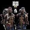 AMC The Walking Dead: Michonne's Pet 1/6 Zombies 2pack