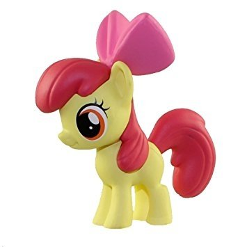 Apple Bloom figure, produced by Funko. Front view.