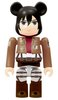 Attack on Titan - Mikasa Ackerman BE@RBRICK