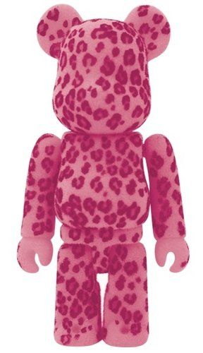 Be@rbick 30 – Pattern figure, produced by Medicom Toy. Front view.