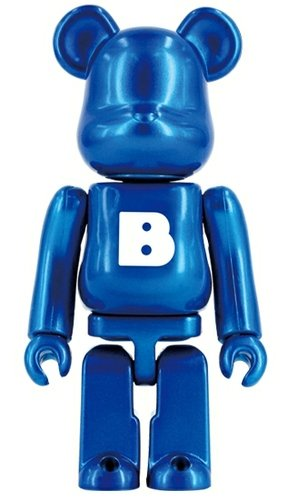 BE@RBRICK 29 - BASIC 「600RR」 figure, produced by Medicom Toy. Front view.