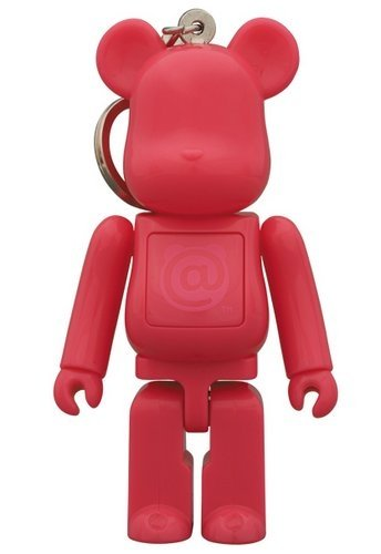 Be@rbrick Light figure by Medicom Toy, produced by Medicom Toy. Front view.