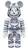 BILLIONAIRE BOYS CLUB ASTRONAUT BE@RBRICK 100%
