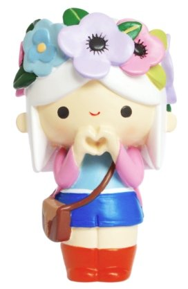 Blossom (2019 Collectors Choice) figure by Momiji, produced by Momiji. Front view.