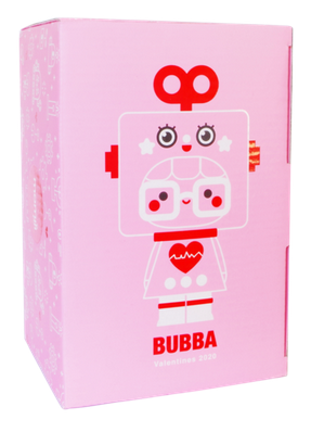 Bubba figure by Momiji, produced by Momiji. Packaging.