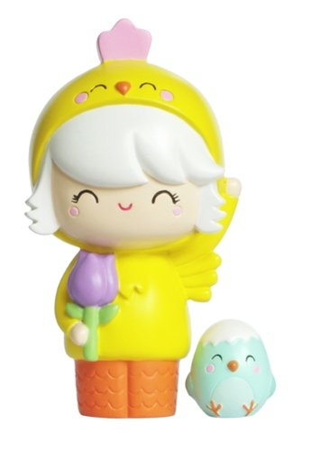 Buttercup & Bonbon figure by Momiji, produced by Momiji. Front view.