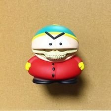 Cartman figure by Ron English. Front view.
