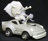 "Cocobat Posi-Traction ""Race To Hell"" Tin Car (ZAAP! Exclusive Warp Magazine Version)"
