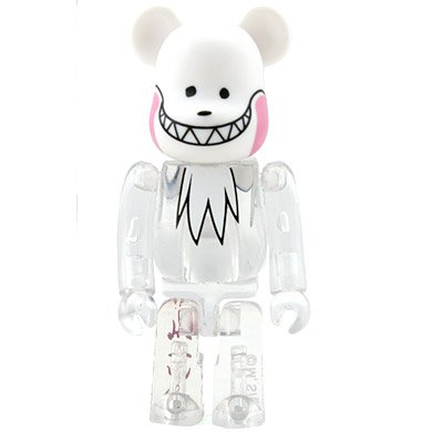 Dung Beetle - Horror Be@rbrick Series 15 figure by Mohiro Kitoh, produced by Medicom Toy. Front view.