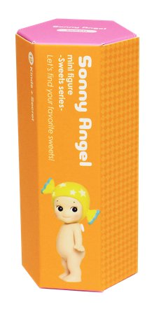 cookie figure by Dreams Inc., produced by Dreams Inc.. Packaging.