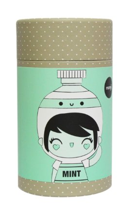 Create Mint figure by Momiji, produced by Momiji. Packaging.