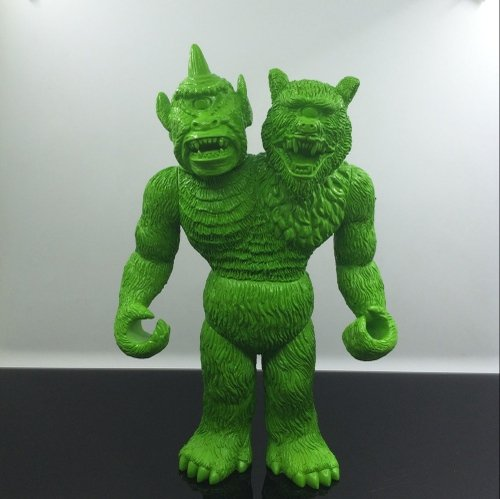 Deathclops figure by Akashik, produced by Akashik. Front view.