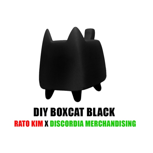 DIY BOXCAT BLACK