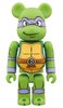 DONATELLO BE@RBRICK 100%