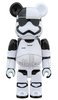 FIRST ORDER STORMTROOPER EXECUTIONER BE@RBRICK 100%