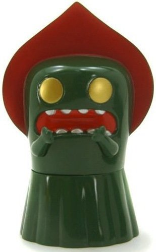 Flatwoods Monster - Eye Witness Type figure by David Horvath, produced by Wonderwall. Front view.