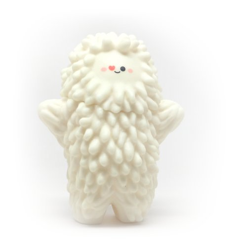 GID Baby Treeson figure by Bubi Au Yeung, produced by Crazylabel. Front view.