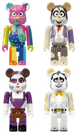 HappyKuji Disney / Pixar BE@RBRICK - Be@rbrick Award 20pcs figure, produced by Medicom Toy. Packaging.