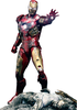 Iron Man Mark VII - Battle Damaged (Movie Promo Edition)