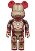 Iron Man Mark XLII (42) Be@rbrick 400%