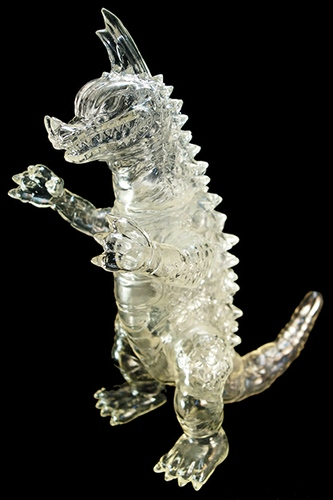 Kaiju Axron - Clear Max Toy Club Exclusive