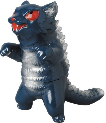 Kaiju Negora - Monster Battle Set figure by Mark Nagata, produced by Max Toy Co.. Front view.