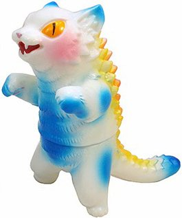 Kaiju Negora - Spring Version figure by Konatsu X Max Toy Co., produced by Max Toy Co.. Front view.