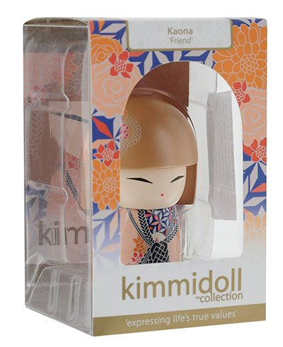 Kaona - Friend figure by Theairdgroup (Tag), produced by Kimmidoll. Packaging.