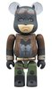 KNIGHTMARE BATMAN BE@RBRICK 100%