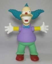 krusty grin normal figure by Ron English. Front view.