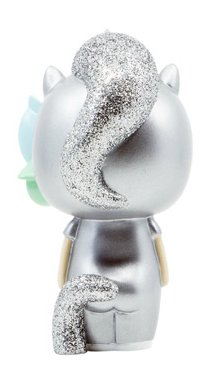 Little Starlight Girl (Disco Edition) figure by Momiji, produced by Momiji. Back view.
