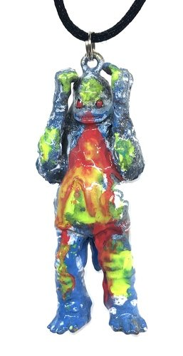 M1 ACID VOMIT figure by Aeqea, produced by Acro. Front view.