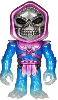 Masters of the Universe - Havoc Skeletor Hikari figure by Funko, produced by Funko. Front view.