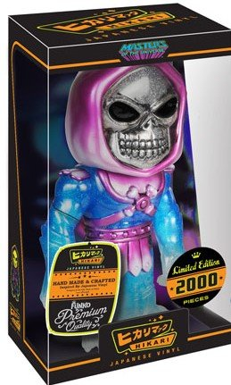 Masters of the Universe - Havoc Skeletor Hikari figure by Funko, produced by Funko. Packaging.