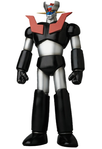 MAZINGER Z - Castle of iron Super Robot Saga