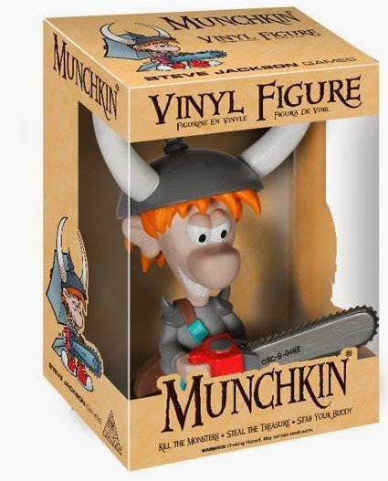 Munchkin Spyke figure by Steve Jackson Games, produced by Funko ...
