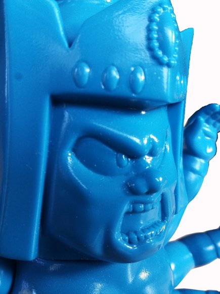 NSC-CH Ashuraman Childhood Keshigomu figure, produced by Five Star Toy X Convict Toy. Detail view.