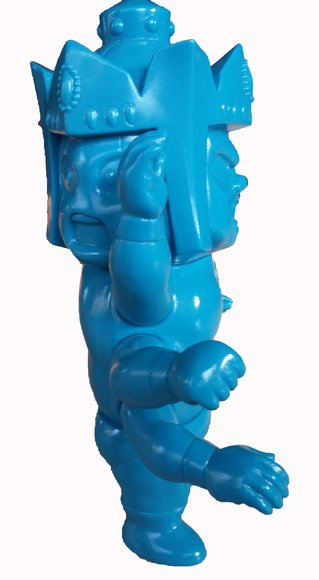 NSC-CH Ashuraman Childhood Keshigomu figure, produced by Five Star Toy X Convict Toy. Side view.