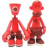 NY Fat Crylon & Tattoo Red Set