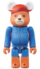 PADDINGTON- ANIMAL SERIES 39  - BE@RBRICK 100%