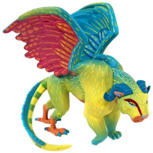 Pepita figure, produced by Disney/Pixar. Front view.