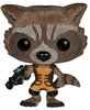 POP! Guardians of the Galaxy - Rocket Raccoon (Flocked)