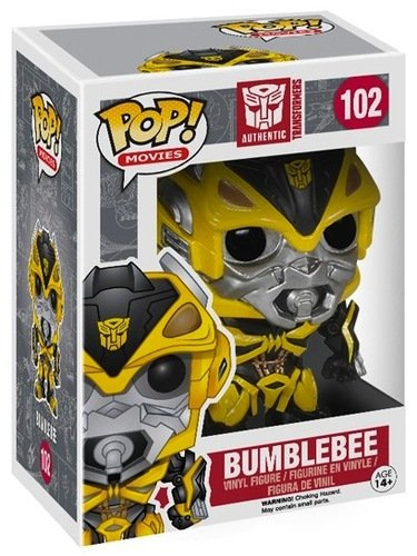 Movies Transformers Vinyl Action Figure Age of Extinction Bumblebee Funko POP