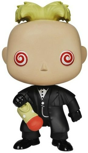 POP! Who Framed Roger Rabbit - Judge Doom figure by Disney, produced by Funko. Front view.