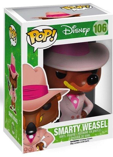 POP! Who Framed Roger Rabbit - Smarty Weasel figure by Disney ...