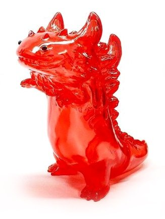 Rangeron Clear red figure by Shoko Nakazawa (Koraters) & T9G, produced by Koraters. Front view.