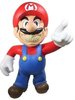 "Ron English ""Mario Grin"" x Mario Maurer sdcc 2015 (Red)"