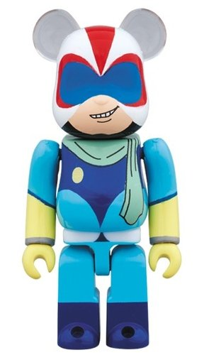 Ryoma Nagare BE@RBRICK figure, produced by Medicom Toy. Front view.