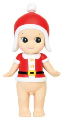 Santa Claus figure by Dreams Inc., produced by Dreams Inc.. Front view.